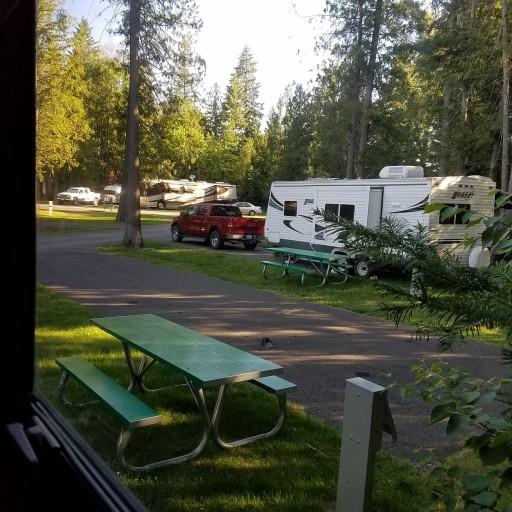 Bonner County Fairgrounds Campground Sandpoint Idaho Us
