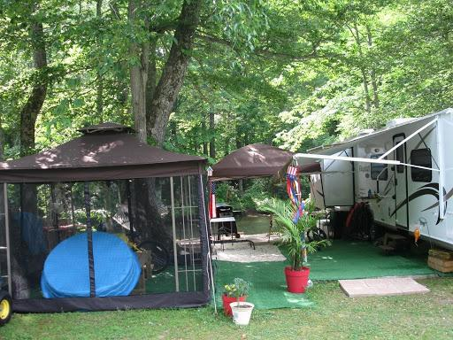Mountain River Family Campground - Newland, North Carolina ...
