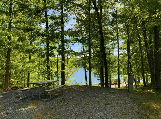 Mountain Lake Campground & Cabins - Summersville, West ...