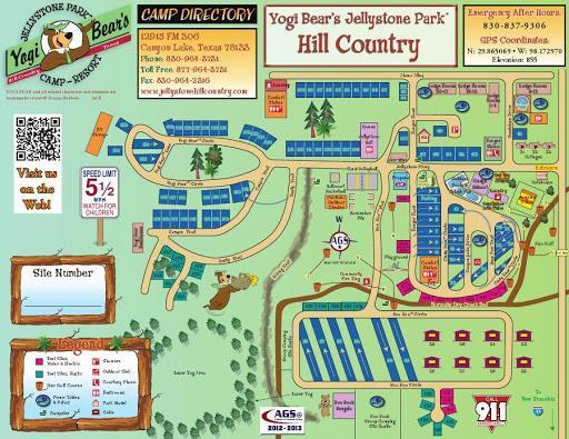 Yogi Bear S Jellystone Park Hill Country Parkadvisor