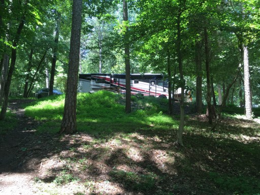 Croft State Natural Area Campground - Spartanburg, South ...