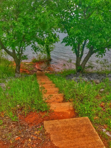 Fort Cobb Lake State Park