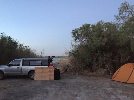 Mittry Lake Wildlife Area Campground - Yuma, Arizona US ...