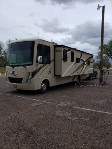 Forrest Park - Lamesa Campground - Lamesa, Texas US ...