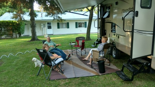 Countryside Campground - Harrison, Michigan US | ParkAdvisor