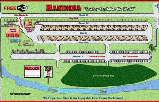 Pioneer River Resort/Bandera - Bandera, Texas US | ParkAdvisor