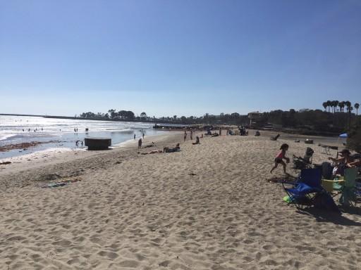 Doheny State Beach Campground Dana Point California Us