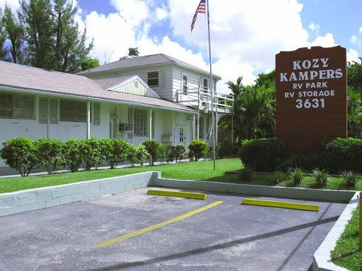 Kozy Kampers Rv Park Parkadvisor