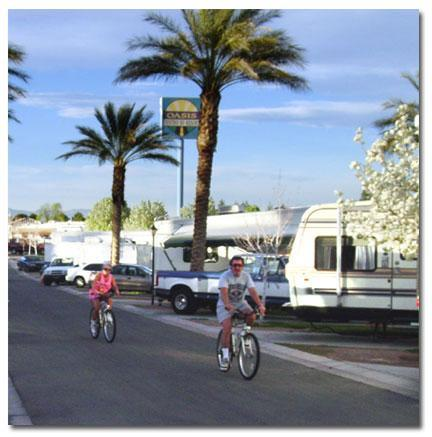 Oasis Las Vegas Rv Resort Las Vegas Nevada Us Parkadvisor