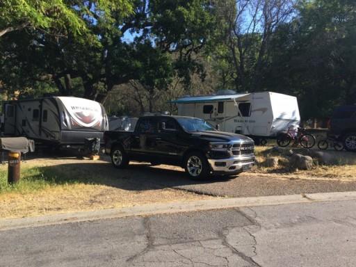 Lopez Lake Recreation Area Campground - Arroyo Grande ...