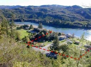 Four Seasons Rv Resort Gold Beach Oregon Us Parkadvisor
