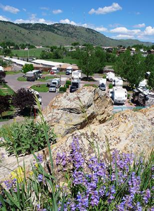 West Chicago Creek Campground Idaho Springs Colorado Us