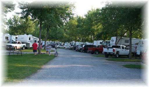 Ripplin Waters Campground Sevierville Tennessee Us