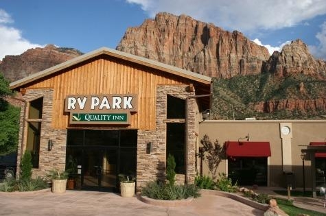 Zion Canyon Campground RV Park