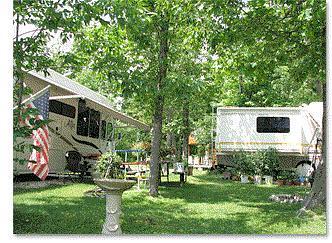 Door County Camping Retreat Egg Harbor Wisconsin Us Parkadvisor
