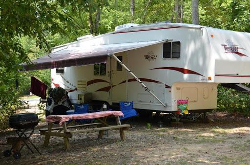 Yonah Mountain Camping Resort - Cleveland, Georgia US ...