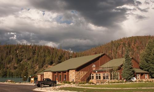 Tiger Run Rv Resort Breckenridge Colorado Us Parkadvisor
