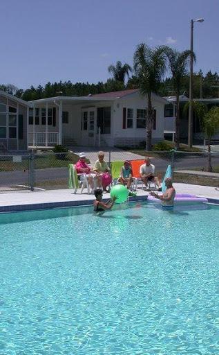 Grove Ridge Carefree Rv Resort Dade City Florida Us