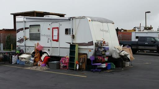 Candlestick Rv Park San Francisco California Us