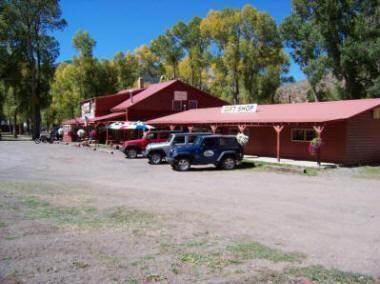 Cottonwood Cove Wagon Wheel Gap Colorado Us Parkadvisor