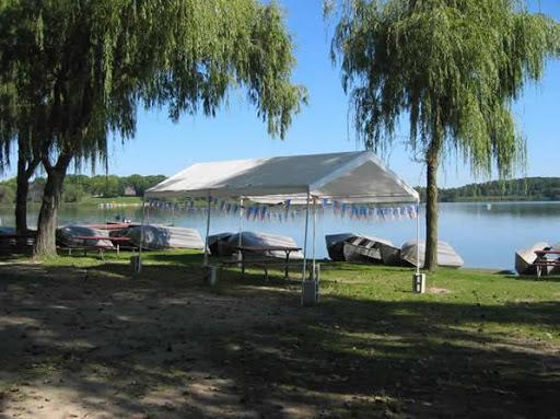 Fish lake beach camping resort parkadvisor for Fish lake camping