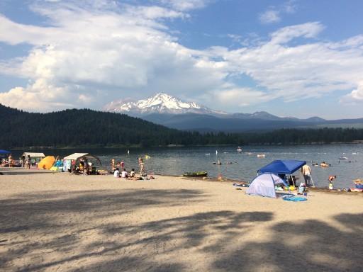 Lake Siskiyou Camp Resort Mount Shasta California Us