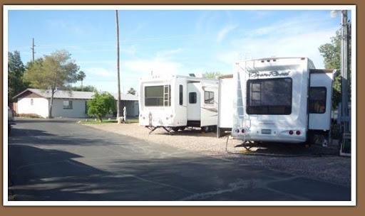 Twin Palms Rv Park Mesa Arizona Us Parkadvisor