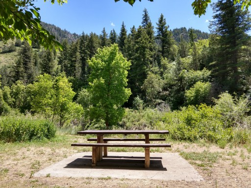 Round Valley Golf Course Campground - Morgan, Utah US